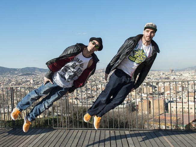 Los Brodas Bros en el Xalet de Montjuïc