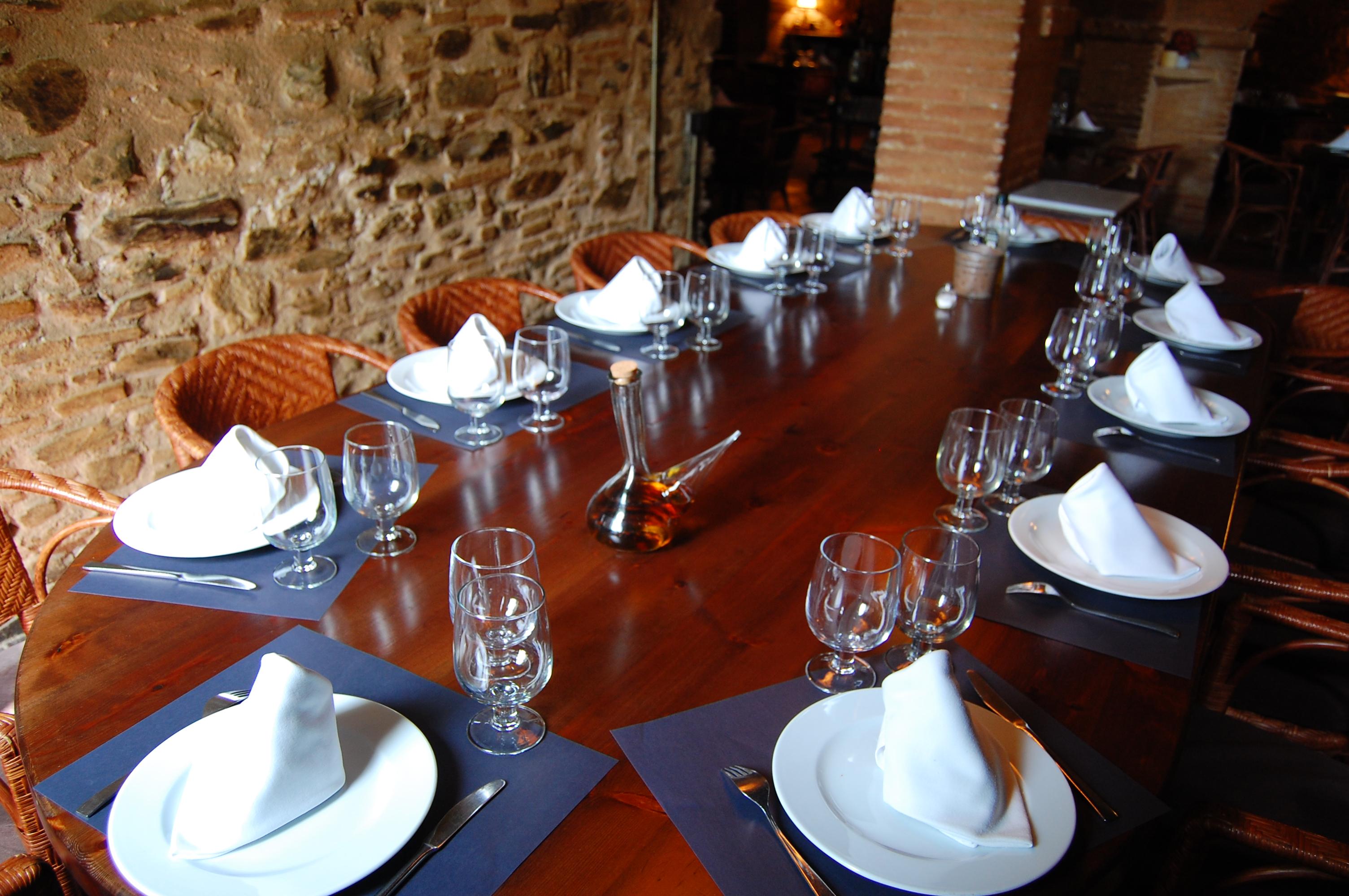 Los restaurantes de Grup Travi abren por Navidad